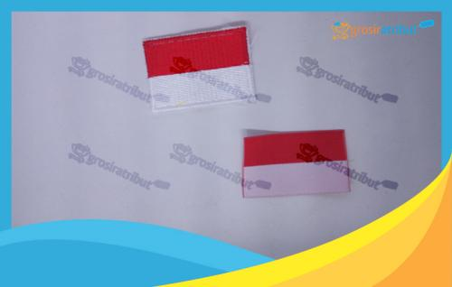 Badge Bendera Merah Putih