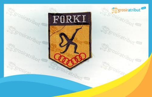Badge Logo Forki