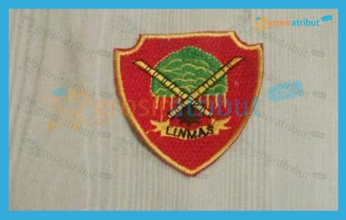Badge Logo Linmas