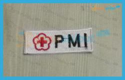 Badge PMI Dada Bordir